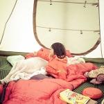 寝袋monterosa