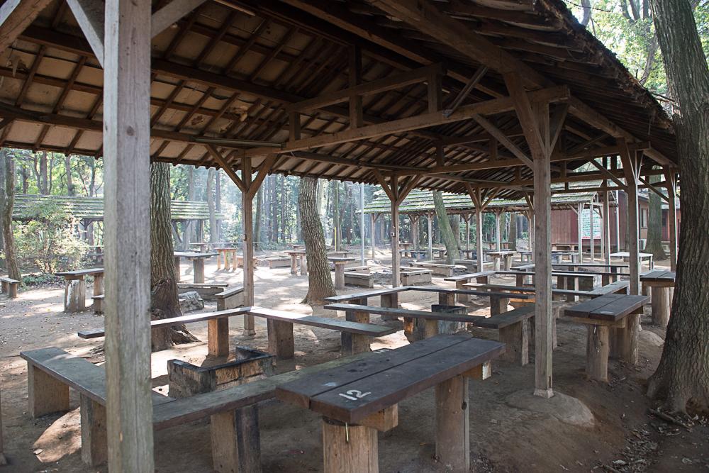 豊里ゆかりの森キャンプ場