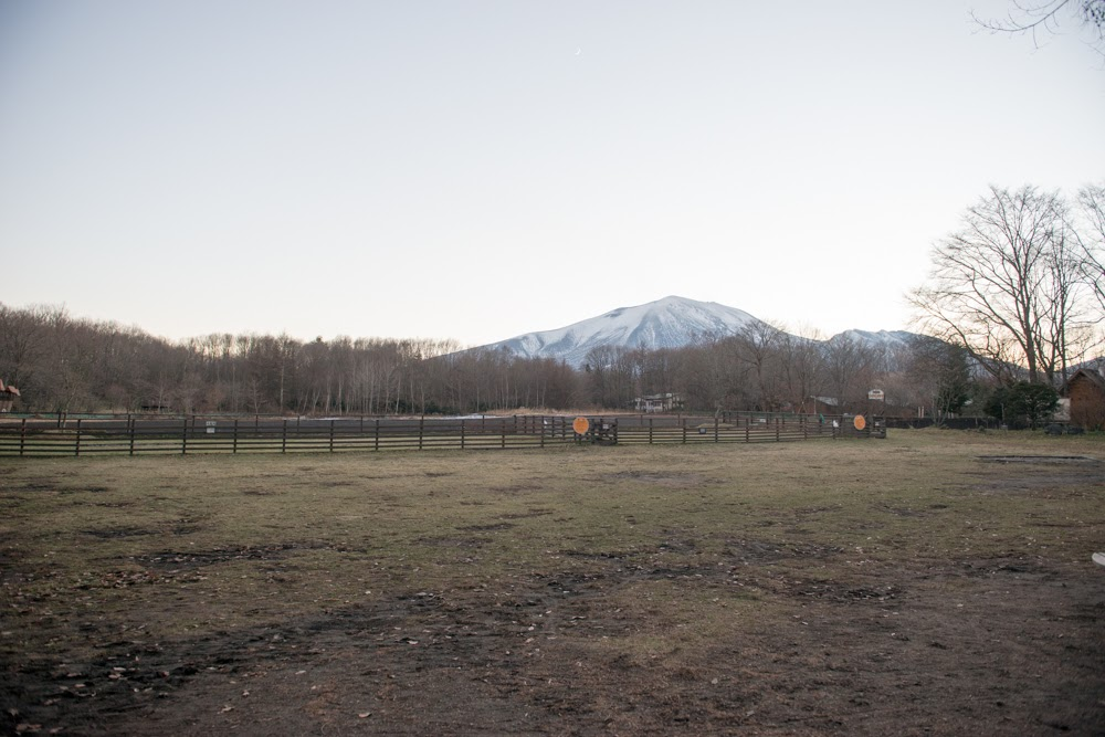 浅間山:軽井沢スウィートグラス
